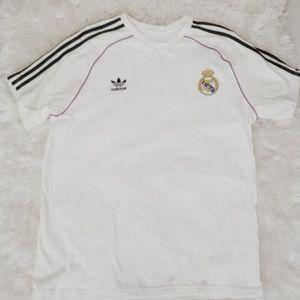 adidas real Madrid shirt